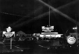 mcdonald's 1948 at night