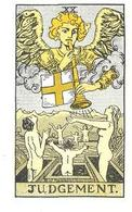 final judgement tarot book of revelation