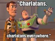 charlatans everywhere